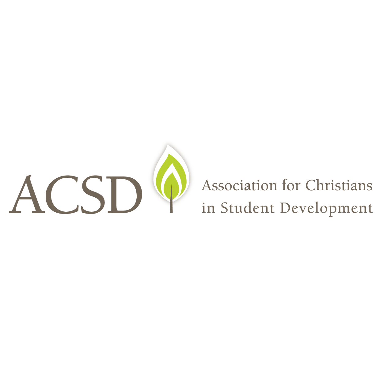 Association for Christians in Student Development logo