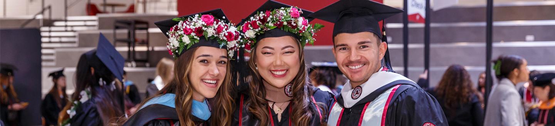 Cap, Gown, and Regalia - APU Commencement - Azusa Pacific University