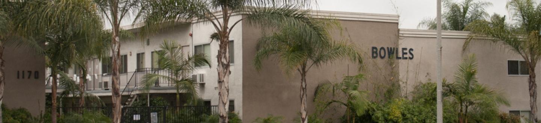 Bowles Apartments exterior